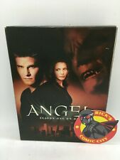 Angel Tv Series Complete Season 1 Dvd Pre-owned Joss Whedon David Boreanaz