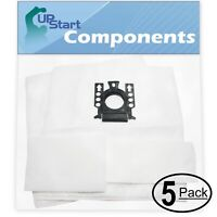 10 Vacuum Bags with 10 Micro Filters for Miele S2121 Capri