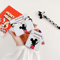 3D Case Disney Mickey Airpods Shockproof Earphone Cover For AirPods 1 2 3 Pro
