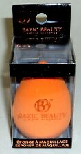 BAZIC BEAUTY Simple Elegance Pro beauty Sponge New In Box ORANGE