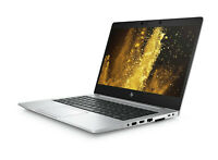 HP EliteBook 840 G6 FHD, Intel Core i5 8th Gen 8CPUs, 256GB NVMe SSD,Thunderbolt