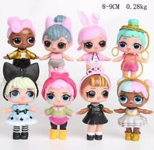 New 8 LOL Lil Outrageous 7 Layer Surprise Ball Toy Series Dolls KidsToy Gifts US