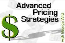 Advanced Pricing Strategies / Shop Management / DVD / Manual / 156
