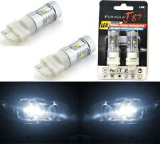 LED Light 30W 3156 White 5000K Two Bulbs Back Up Reverse Replacement Lamp OE Fit