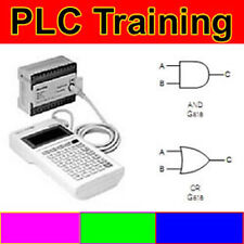 PLC PROGRAMMABLE LOGIC CONTROLLER TRAINING COURSE COMPLETE 2016 PLUS SOFTWARE UK
