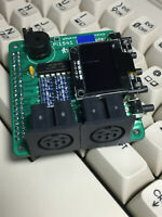 PI1541 Cycle exact 1541 emulator for Commodore C64  with OLED