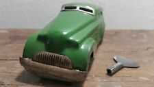 VINTAGE CAR TOY GAZ M20 50's WIND UP POBEDA USSR SOVIET RUSSIA CCCP ORIGINAL KEY