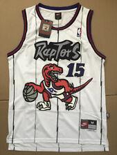 Vince Carter Vintage Toronto Raptors basketball jersey men's Size: M  L
