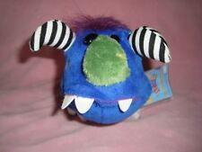 Ganz Webkinz Midnight Monster Plush Beanbag With sealed Code