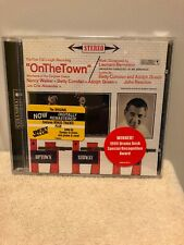 On The Town Recording - Original Cast - Broadway Musical - Bernstein - CD - EX!