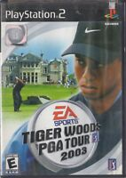 Tiger Woods PGA Tour 2003 (Sony PlayStation 2, 2002)