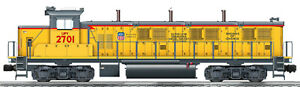 LIONEL 6-28314 UNION PACIFIC GENSET SWITCHER LEGACY O SCALE DIESEL ENGINE TRAIN