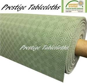 Sage Green Table Protector Heat Resistant Anti Slip Felt - ALL SIZES by PRESTIGE