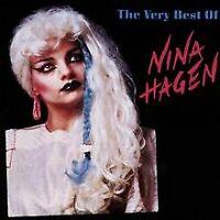 The Very Best of Nina Hagen von Hagen,Nina   CD   Zustand gut