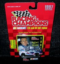 1997 NASCAR Racing Champions MARK MARTIN #6 (Factory Sealed; 1/64 Die Cast)