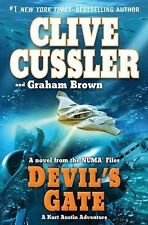 Devil's Gate No. 9 by Graham Brown and Clive Cussler (2011, Hardcover)