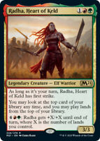 Radha, Heart of Keld x4 Magic the Gathering 4x Magic 2021 mtg card lot