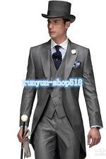 2018 New Men's Wedding Dress Bridegroom Suits Groomsman Tuxedos Formal Blazers