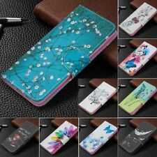 For Samsung S20 FE S10 S9 S8 Note20 10 Plus Wallet Flip Leather Phone Case Cover