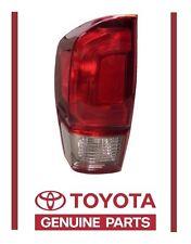 2016-2017 Toyota Tacoma TRD Left Rear Tail Light