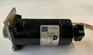 Bodine Electric Company DC Stepping Motor 23T3FEHH 3.4 Volts NIB
