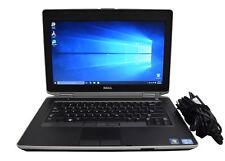 Refurbished Dell Latitude E6430 14 Notebook 2.7GHz i5 3340M 8GB 320GB Windows