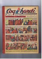 COQ HARDI Album 1 - n°10 à 27. 1946. Superbe état - RARE