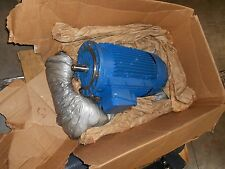 Rossi Electric Motor 13.2 KW 17 HP Face Mount Unused