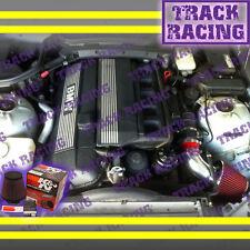 1997 1998 1999 2000 2001 2002 BMW Z3 2.3L 2.5L 2.8L 3.0L E36 AIR INTAKE+K&N Red