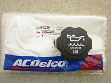 GM GMC CHEVY 12590905 ACDELCO FC-228 FC228 ENGINE OIL FILLER FLUID CAP OEM NEW