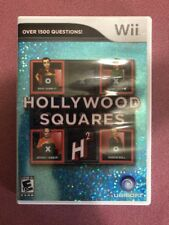 Hollywood Squares (Nintendo Wii, 2010) Tested And Working Original Case