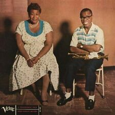 Ella and Louis by Ella Fitzgerald/Louis Armstrong (Vinyl, Dec-2013, Verve)