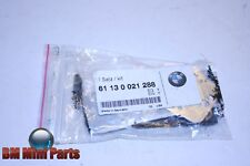 BMW 1 POL Cable Connector Set Yellow 61131378465