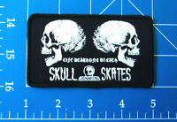 SKULL SKATES LIFE DEATH PATCH, DRESS UP YO RAGGEDY ASS!