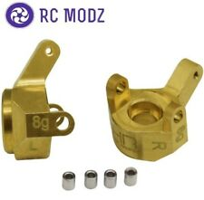 Hot Racing Brass Front Steering Knuckle Axial SCX24 SXTF21H