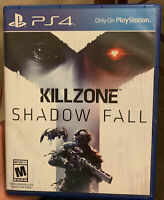 Killzone: Shadow Fall (Sony PlayStation 4, 2013) Missing Manual ~ Tested