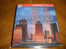 CD audio book God's Grace From Ground Zero by Jim Cymbala seeking God's heart