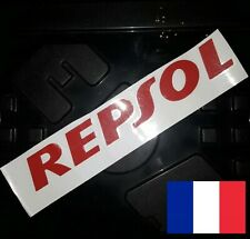 Stickers  Autocollant adhésif  REPSOL MOTO CARENAGE CASQUE