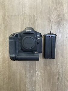 Canon EOS 1DS Mark II 16.7MP Full Frame Digital SLR Camera - Black