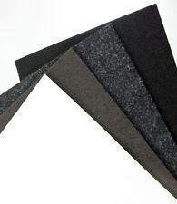 Plaque de Feutre A4 Braun Blanc Noir Gris Profi-Filz 2-10mm, Fort Auto-Adhésif