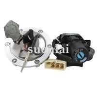 Ignition Switch Lock Set Cap For Kawasaki Ninja EX250 2008 2009 2010 2011 2012