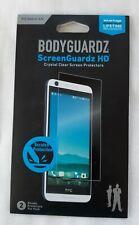 BodyGuardz ScreenGuardz HD 2 Pack Screen Protector for HTC Desire 626 New