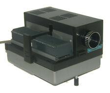RANK ALDIS 35mm Slide Projector, Magazine, Manual  - Fully working