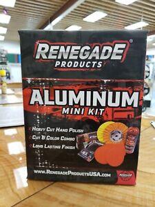 renegade polish aluminum kit car truck semi pickup buffing buffuniversal new
