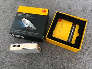 Kodak Luma 75 Portable Pocket Projector - NEW boxed