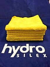 6 Microfiber Towels Ultra Plush 6pack perfect for Hydrosilex & Ceramic Coatings