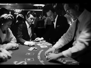 Dean Martin Frank Sinatra Sands Casino Canvas Art Poster Print Craps Cards Poker