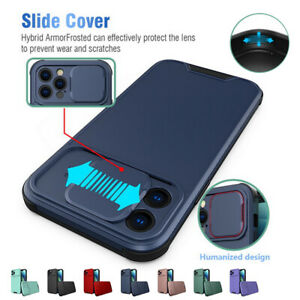For iPhone 7/8 X XR XS 11 12 13 Pro Max Camera protection Anti-fall Phone Case