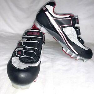 Pearl Izumi Women's Cycling Shoes Size 40 Quest MTB 5728 Mountain Bike Shimano