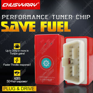 Fits 1999-2021 Ford F 250 Super Duty - Performance Tuner Chip & Power Programmer